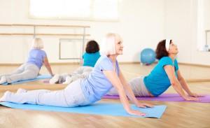 Spät Yoga im Aischgrund - Offene Yogagruppe in Gerhardshofen - Mi 20 Uhr